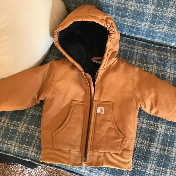 33e44e9f8cb06 Carhartt Other - Baby carhartt jacket size 12 months